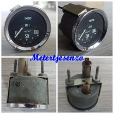 Smiths oliedrukmeter mechanisch 52mm nr1940